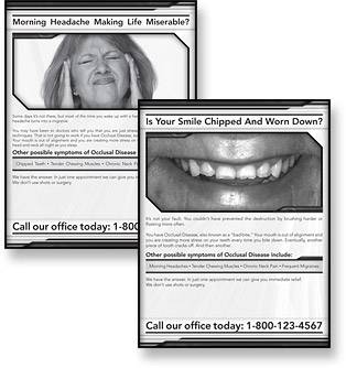 Monthly Marketing Newspaper Ads