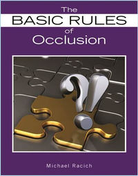 The Basic Rules of Occlusion Book